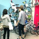 サイクルパラダイス全国自転車買取センター受付風景_1