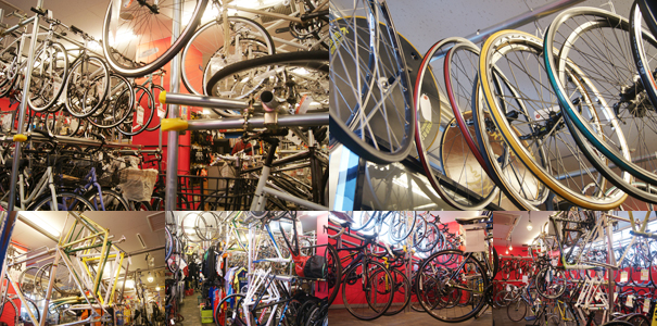 サイクルパラダイス全国自転車買取センター1