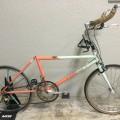 アマンダのビンテージバイク