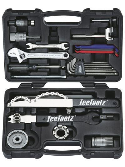 アイスツールズ工具