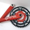 【自転車パーツ入荷情報】SYNCROS クランクから