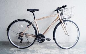 ブリヂストンのクロスバイク「オルディナ S3F(2015年)」買取実績