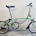 ブロンプトンのロードバイク「S2L(2013年)」自転車買取実績