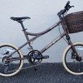 ルイガノのミニベロ「MV-2 プロ(2016年)」自転車買取実績