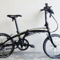 ターンのミニベロ「バージ N8(2015年)」自転車買取実績