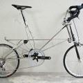 アレックスモールトンのミニベロ「シングルパイロン」自転車買取実績