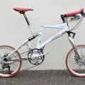 クワハラのミニベロ「ガープライト(2008年)」自転車買取実績
