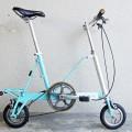 ルイガノのミニベロ「LGS-CM(2006年)」自転車買取実績
