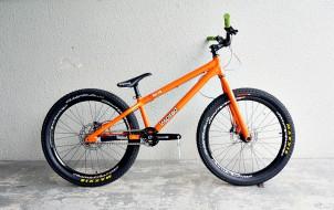 インスパイアードのトライアルバイク「スカイ」自転車買取実績