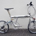 ライズ&ミュラーのミニベロ「BD-1 スタンダード(2008年)」自転車買取実績