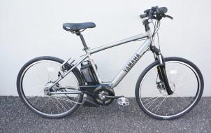 ヤマハのパス ブレイスXL2016年モデル電動アシスト自転車買取実績
