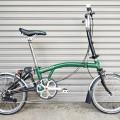 ブロンプトンのM6L 2015年モデルの自転車買取実績