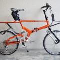 タルタルーガのタイプ スポーツDS DeoreXT 2008年頃モデルの自転車買取実績