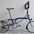 ブロンプトンP6R-X-2008年頃モデル-折りたたみ自転車買取実績