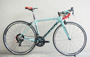 ビアンキのフェニーチェ プロ-2016年モデルの自転車買取実績