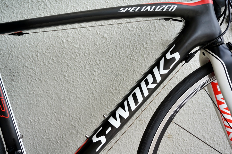 S-WORKS ターマック -2