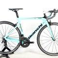 自転車買取実績紹介「ビアンキ アリア 2018年モデル」