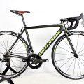 本日の自転車買取実績紹介「キャノンデール SUPERSIX EVO HI-MOD CUSTOM LAB 2018年 カーボン ロードバイク 50サイズ 11速」