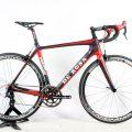 本日の自転車買取実績紹介「デローザ  R838 ATHENA 2013年モデル カーボン ロードバイク 48サイズ 11速 ブラック レッド」