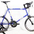 本日の自転車買取実績紹介「ジオス GIOS パント PANTO Tiagra 2016年モデル クロモリ ミニベロ 51サイズ 10速 20インチ ブルー」