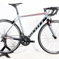 本日の自転車買取実績紹介「スコット SCOTT スピードスター10 SPEEDSTAR10 105 2018年モデル アルミ ロードバイク Mサイズ 11速 グレー」