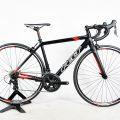 本日の自転車買取実績紹介「フェルト FELT F75 105 2015年モデル アルミ ロードバイク 51サイズ 2×11速 ブラック レッド」