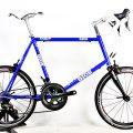 本日の自転車買取実績紹介「ジオス GIOS パント PANTO Tiagra 2017年モデル クロモリ ミニベロ 51サイズ 10速 ブルー」