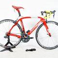 本日の自転車買取実績紹介「ピナレロ PINARELLO ドグマ2 DOGMA2 ULTEGRA Di2 2012年モデル カーボン ロードバイク 50サイズ 2×10速 レッド」