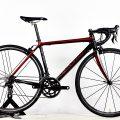 本日の自転車買取実績紹介「アンカー ANCHOR RFX8 エキップ RFX8 EQUIPE 105 2010年モデル カーボン ロードバイク 480サイズ 10速 レッド/ブラック」