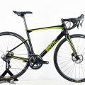 本日の自転車買取実績紹介「ビーエムシー BMC ROADMACHINE 02 FB ULTEGRA 2019年モデル カーボン ロードバイク 51サイズ 11速 ブラック/グリーン」