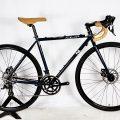 本日の自転車買取実績紹介「フジ FUJI フェザーCX+ FEATHER CX+ SORA 2015年モデル クロモリ シクロクロスバイク」