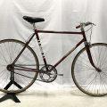本日の自転車買取実績紹介「ビアンキ BIANCHI モデル不明 年式不明 クロモリ ピストバイク」