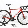 本日の自転車買取実績紹介「ビーエムシー BMC チームマシーン Teammachine SLR01 DISC ULTEGRA 2019年 カーボン ロードバイク」