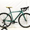 本日の自転車買取実績紹介「ビアンキ BIANCHI D2クロス D2 CROSS ULTEGRA 2010年モデル アルミ シクロクロスバイク」